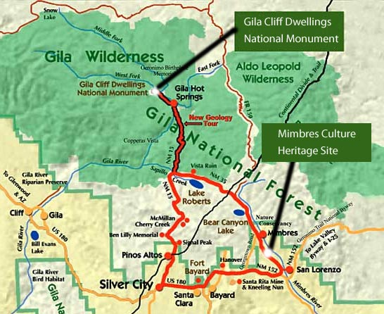 Image result for mimbres gila NM